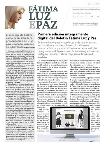Fátima Luz y Paz, 69